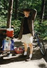 Camping Expedition to Canada 1997